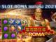 เว็บ SLOT ROMA แตกจริง 2021